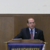 Alumni Night with Representative David Vieira – Video