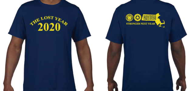 MA Boys State & Girls State Fundraiser – 2020 – The Lost Year
